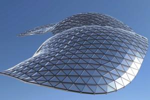 Complex Geometry rendering