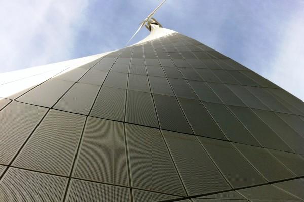 BSkyB turbine