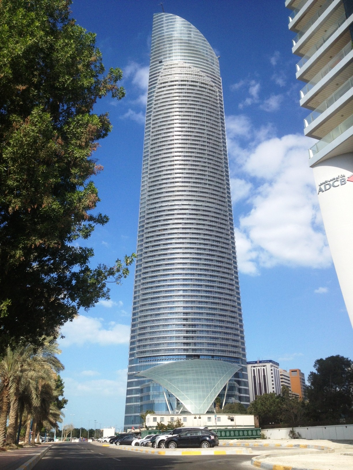 Landmark Tower, Abu Dhabi