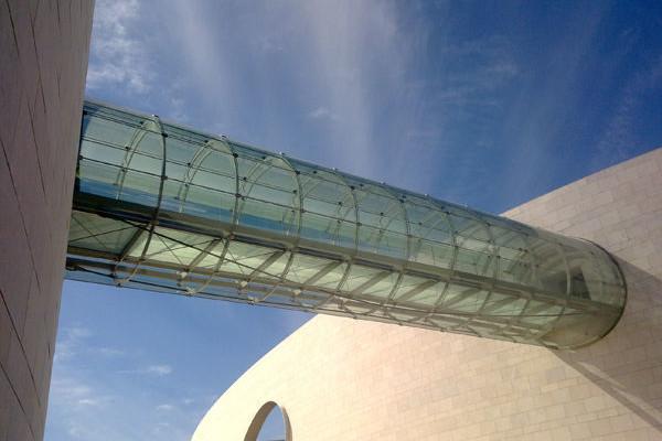Glass Bridge, Centre for the Unknown