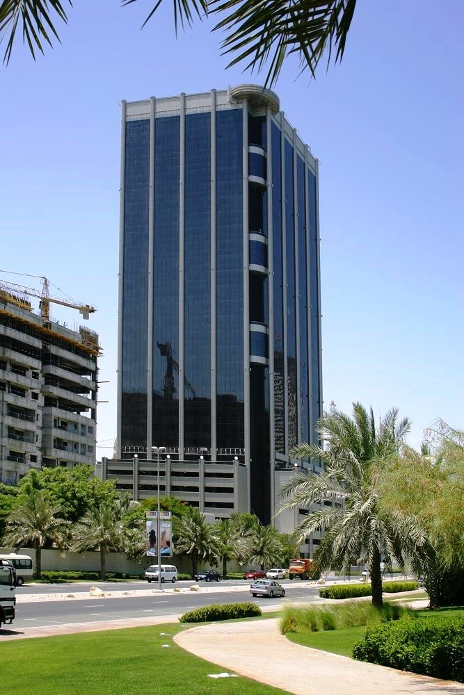 Al Thuraya Tower 1