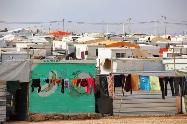 Healthy Housing for the Displaced project