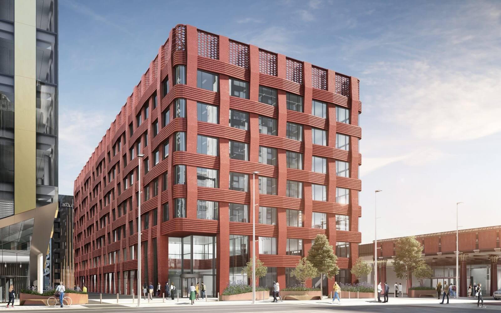 Three New Bailey Square