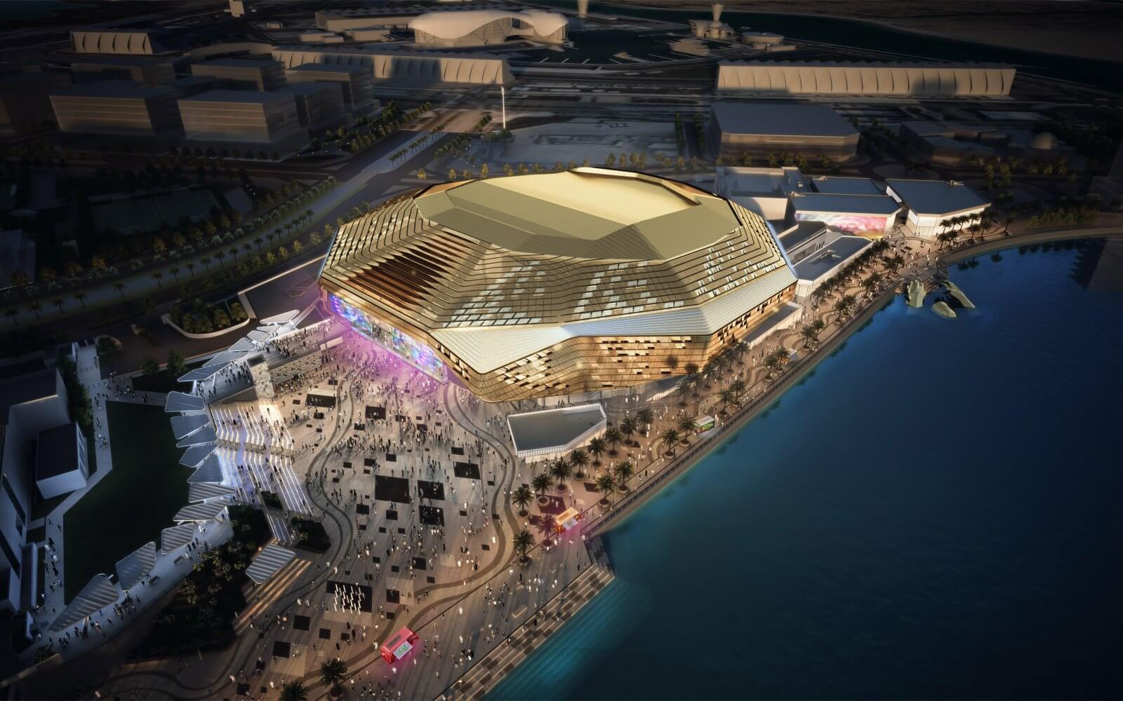 Yas Arena, Abu Dhabi