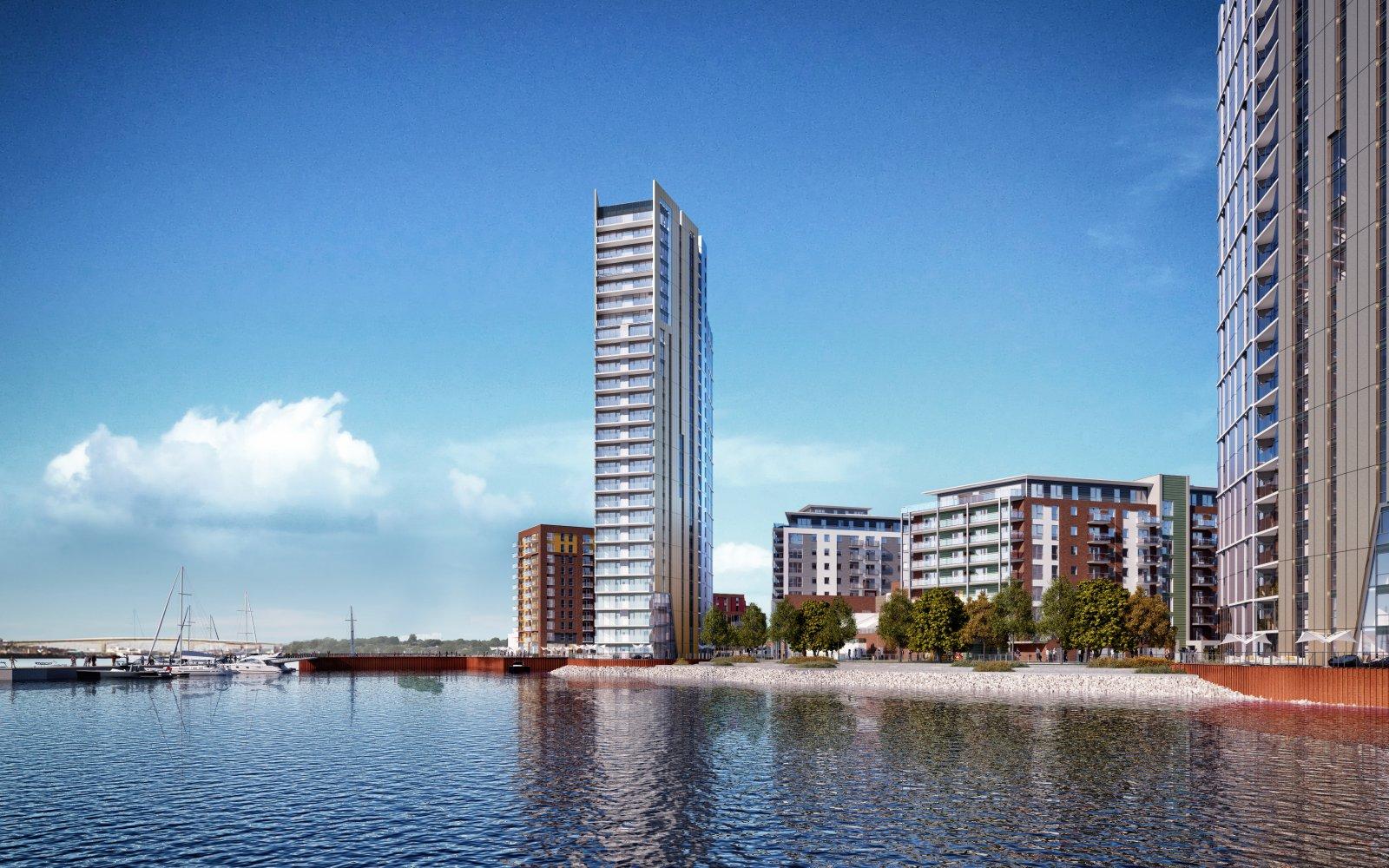 Centenary Quay Tower